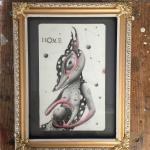 """Home"" graphite on paper"